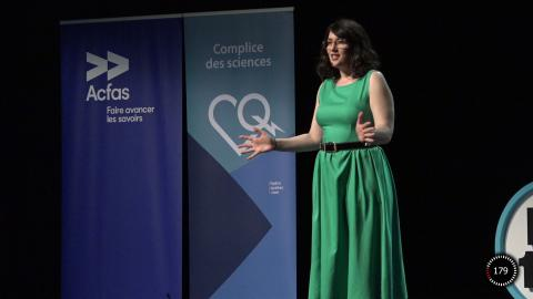 Sarah Goubet, Institut national de la recherche scientifique