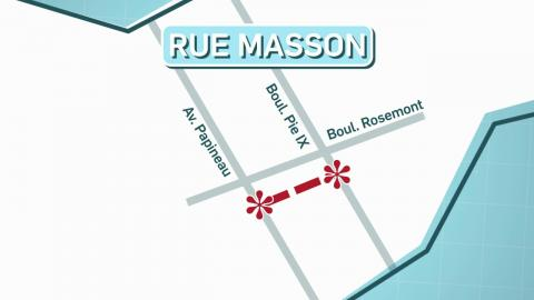 Rue Masson